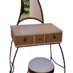 17 Design Commode avec mirroir