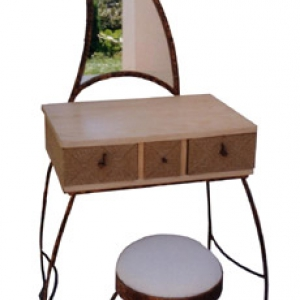 Design Commode avec mirroir